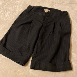 Bermuda style trousers